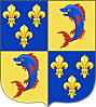 134px-Arms_of_the_Dauphin_of_France.svg