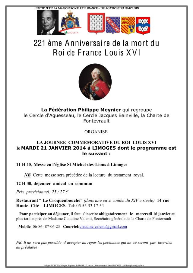 LouisXVI2014
