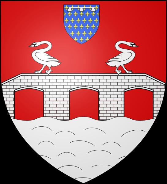 Blason_ville_fr_Pontorson_%28Manche%29