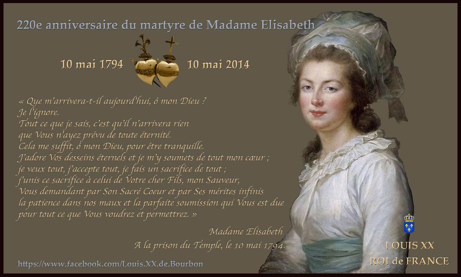 """Résultat de recherche d'images pour """"martyre madame élisabeth"""""""