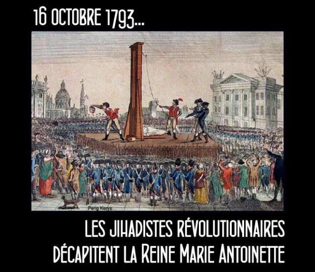 djihadistes révolutionnaires