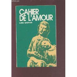 cahier-de-l-amour-de-luigi-gaspari-988951039_ML